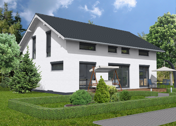 Satteldachh User Hausideen Massivhaus Wonnegau Gmbh